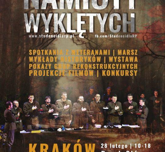 Namioty Wyklętych Kraków