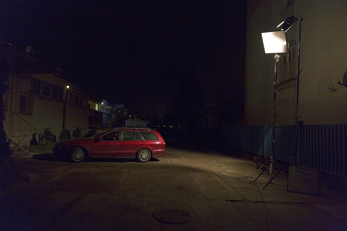 Warsztaty Z Oświetlenia Nocnego Krakowska Szkoła Filmowa