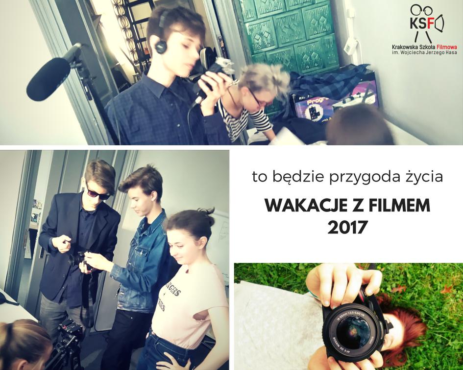 Wakacje z Filmem 17-21 sierpnia 2017