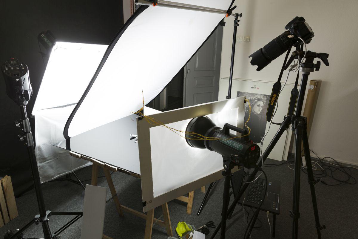 Warsztaty fotografii produktowej kwiecień 2017