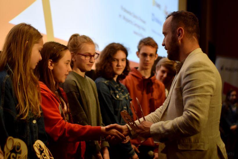 2. KSF YOUTH CAMERA Przegląd Filmów Młodzieżowych i Dziecięcych Fot. Magda Śliwa