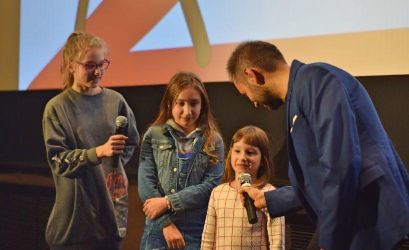 2. KSF YOUT CAMERA Przegląd Filmów Młodzieżowych i Dziecięcych Fot. Magda Śliwa